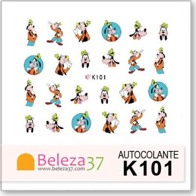Autocolantes do Pateta da Disney (K101)