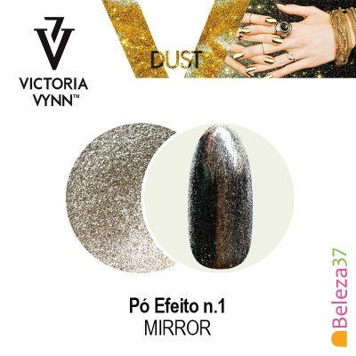 Pó Efeito Victoria Vynn n.1 Mirror (Espelho)