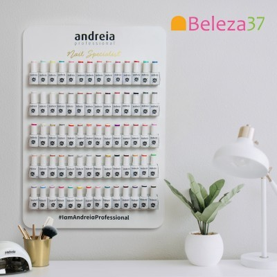 PRO WALL DISPLAY ANDREIA (Para 70 Frascos)