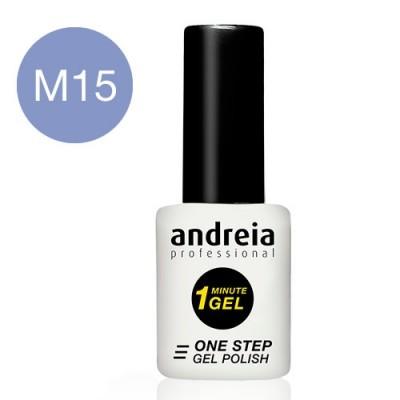 ANDREIA 1 MINUTE GEL M15 (Lavanda)