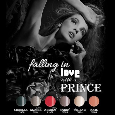 "Coleção PURPLE ""Falling  in Love  with a Prince"""