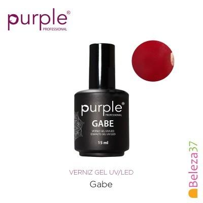 Verniz Gel UV/LED 15ml PURPLE 777 –GABE