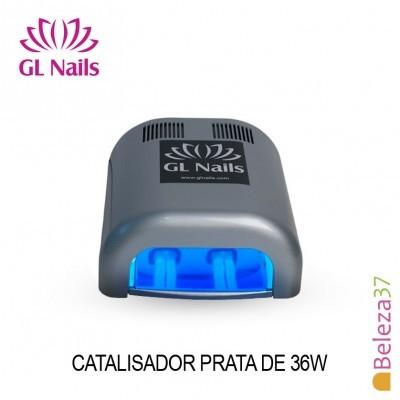 Catalisador UV de 36W Prata