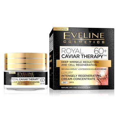 Máscara Eveline Anti-Rugas Royal Caviar Therapy Day 60+