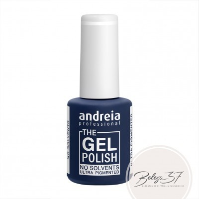 The Gel Polish Andreia G01 - White (Branco Puro)