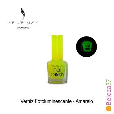 Verniz Fotoluminescente YESESNSY - Amarelo