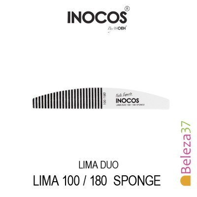 Lima Duo Inocos - Lima 100g + 180g Sponge (Esponja)
