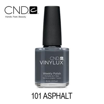 CND Vinylux – #101 Asphalt