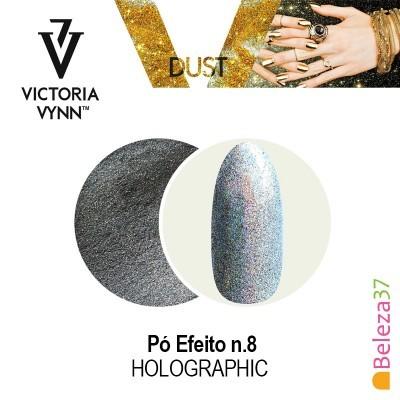 Pó Efeito Victoria Vynn n.8 Holographic (Holográfico)