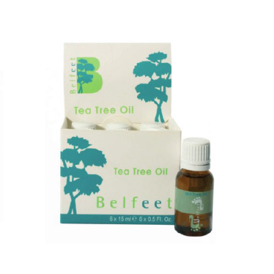 BELFEET Óleo Tratamento Árvore Chá