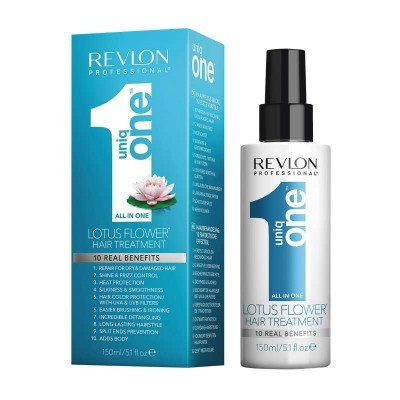 Uniq One - Tratamento 10 em 1 da Revlon 150ml de Fleur de Lotus