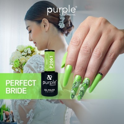 Verniz Gel PURPLE P2061 – Perfect Bride