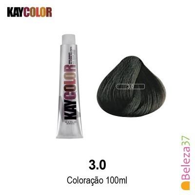 KayColor Coloração 100ml - Cor 3.0