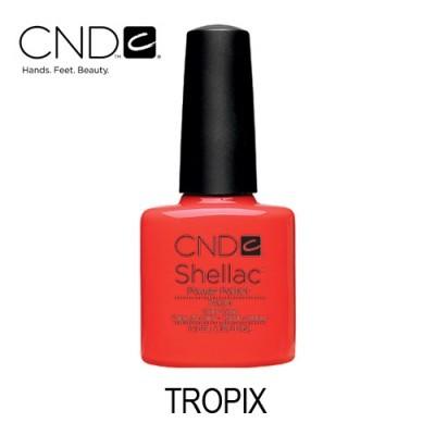 CND Shellac – Tropix
