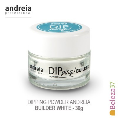 Dipping Powder Andreia - Builder White 30g