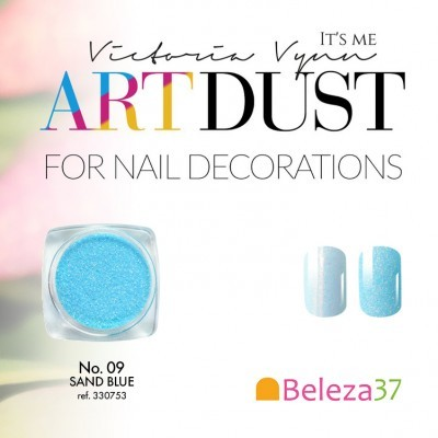 Art Dust Victoria Vynn 09 - SAND BLUE