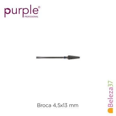 Broca de Carbono PURPLE 4,5x13mm
