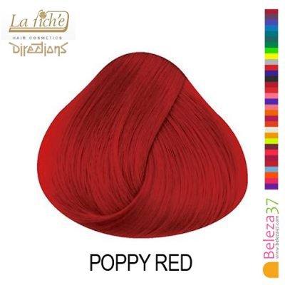 La Riché Directions - POPPY RED