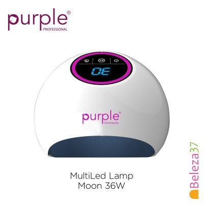 Catalisador Purple MultiLed Lamp Moon 36W