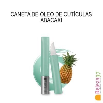 Caneta de Óleo de Cutículas - Aroma a Abacaxi