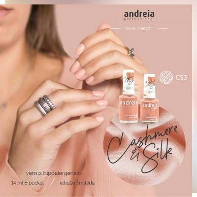 Verniz Andreia CS3 (tom nude)
