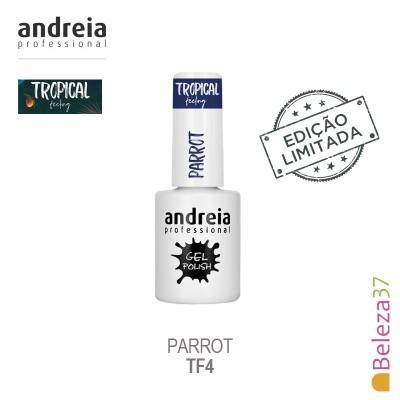 Verniz Gel Andreia TF4 – Parrot (Azul Intenso)