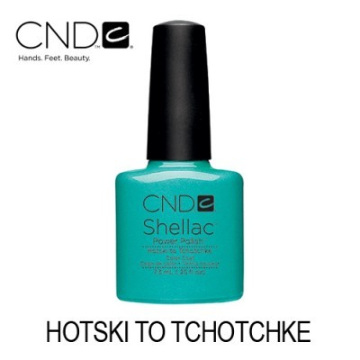 CND Shellac – Hotski to Tchotchke 40529