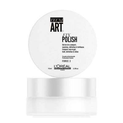 Gel em Cera L'Oréal Tecni Art Compact Fix Force 3 75ml