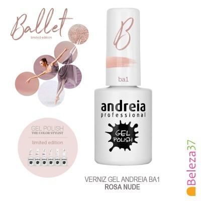 Verniz Gel Andreia Ba1 – Rosa Nude