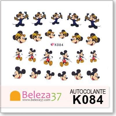 Autocolantes da Disney com o Mickey (K084)