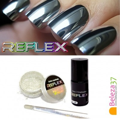 Kit Pó de Espelho Reflex SB (Mirror Powder)