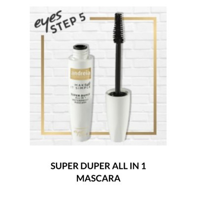 Andreia Eyes 5 - SUPER DUPER - All in 1 Mascara