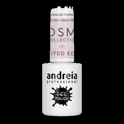 Verniz Gel Andreia CO1 - Nude Rosado Pastel