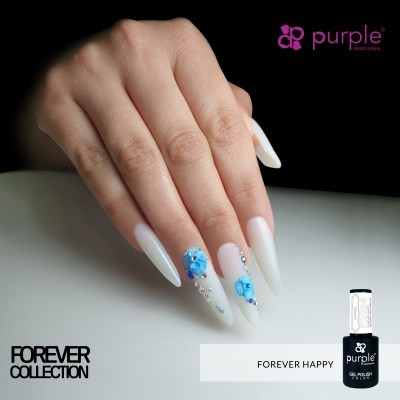 Verniz Gel PURPLE P2036 – Forever Happy