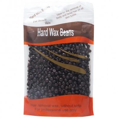 Cera de Depilação a Quente em Grão 300g - Chocolate