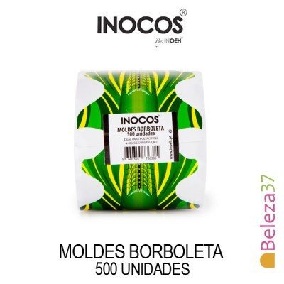 Moldes Borboleta Inocos - 250 unidades