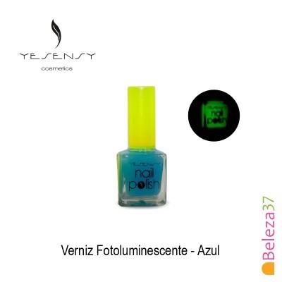 Verniz Fotoluminescente YESESNSY - Azul
