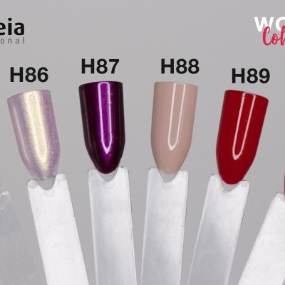HYBRID GEL ANDREIA – Woman Collection (6 Cores)