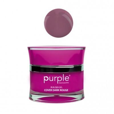 Gel Construtor Purple Gel Cover Dark Rouge 15g