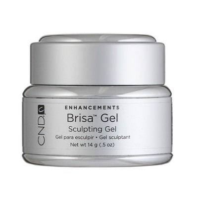 CND Brisa Sculping Gel - Transparente 14g