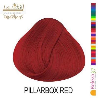 La Riché Directions - PILLARBOX RED