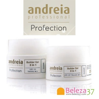 Builder Gel 3 em 1 Andreia Profection