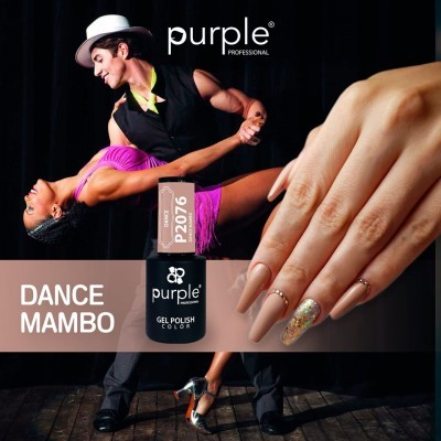 Verniz Gel PURPLE P2076 – Dance Mambo