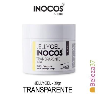 Jellygel Inocos - Gel Construção Transparente 30g
