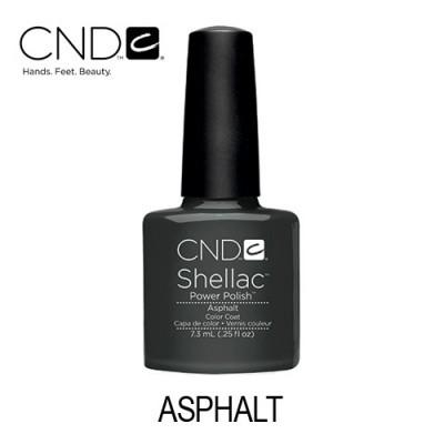 CND Shellac – Asphalt 91986 (40531)
