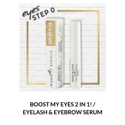 Andreia Eyes 0 - BOOST MY EYES 2 IN 1 - Eyelash & Eyebrow Serum
