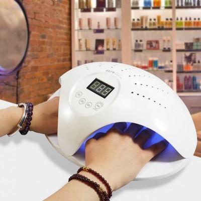 Catalisador UV & LED Sun6 48W de Duas Mãos