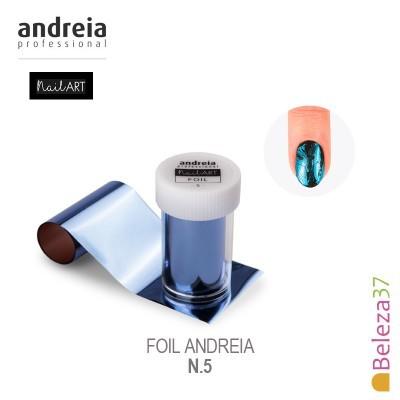 Foil Andreia - n.5