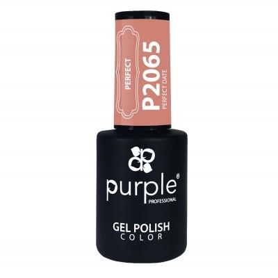 Verniz Gel PURPLE P2065 – Perfect Date