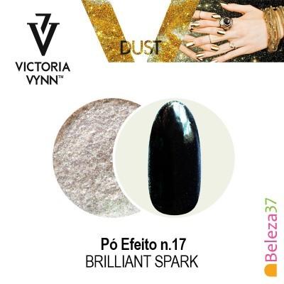 Pó Efeito Victoria Vynn n.17 Brilliant Spark (Chama Brilhante)